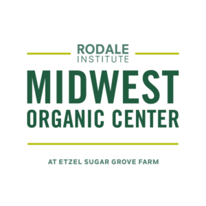 Rodale Institute Midwest Organic Center at Etzel Sugar Grove Farm